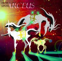 Arceus - the universe by cristallic-suicune