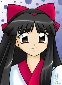 nakoruru by BlueValkyrie by Ainu-hime