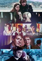 The Deathly Hallows by italianaussiehottie