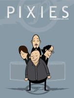 The Pixies by mr-pink-eyes