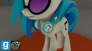 [DL] Pony Headphones EG Skin by love-mist