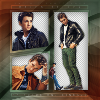+Miles Teller photopack png by ForeverTribute