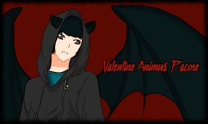 Valentine Animus Pacore Reference Sheet by HappySynthesizerlove