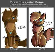 Before and After by Fractum