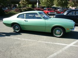 1970 Ford Maverick - The Simple Machine by RoadTripDog