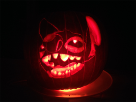 2014 Pumpkin Carving by chris-p-nugget