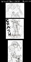 Wizard Heir chapter 21 comic by l-Ataraxia-l