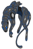 ICDC Mechanical Cheetah submission by anteatr