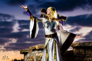 Magna Aegwynn Cosplay - Dark Clouds Gather by ZerinaX