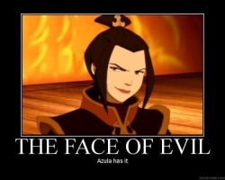 Azula The Face of Evil by Osoru