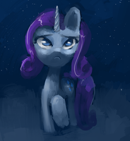 Quick rarity by porkchopsammie