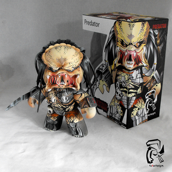 Predator Mighty Mugg with Box by FullerDesigns