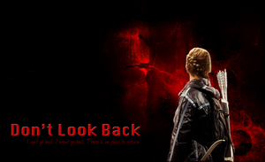 Don't Look Back Wallpaper by mewpearl