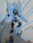 Blurr animated by Bloo-DKai12