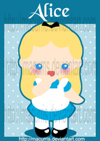 Chibi Alice by macurris