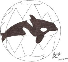 Orca and Symbolism by jacquelynfisher
