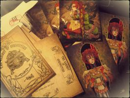 BakemonoLab's 'The Cabinet of Curiosities' prev02 by Lady-Valiant