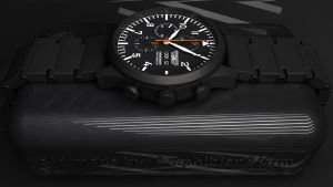 German Military PVD Chrono-01 by VaultAvenger
