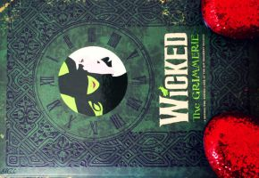 Wicked Ruby Red Slippers 3 by Poet515