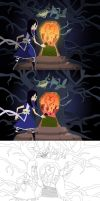 Alice Madness Returns(process) by placitte2012
