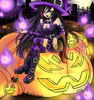 Happy Halloween 2013!! by SinisterBunneh