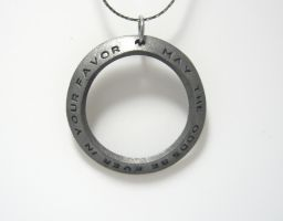 Hunger Games Neckalce by Peaceofshine