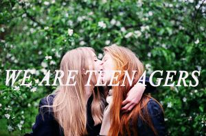 we are teenagers by kosmodisk