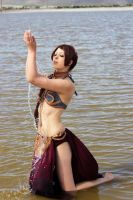Slave Leia - Finds water by AliCat2011