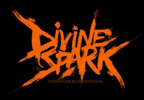 Divine Spark Logo by painsugar