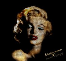 Marilyn Monroe by Priitii