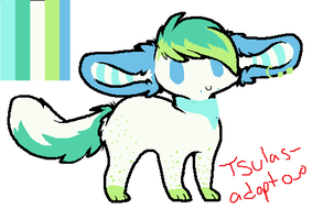 -CLOSED- NAME YOUR PRICE FENNEC by Tsulas-adopt