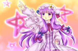 Patchouli by Villyane
