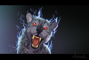 Thunder by Arkanie