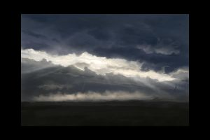 After the storm by memod