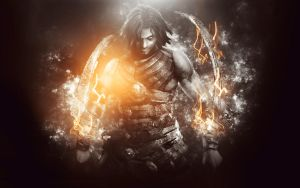 Prince of Persia: Warrior Within by paha13