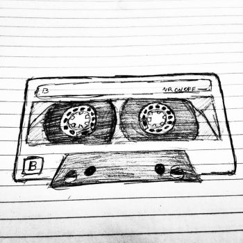 cassette by ALDESIGN1998