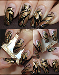 Nail art 103 by ChocolateBlood