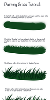 grass tutorial by DeNovember