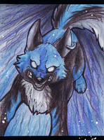 ACEO Drakontas by Kyuubreon