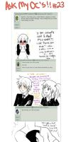 Ask My Ocs no. 23 by shock777
