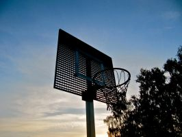 Another Lonely Hoop by CHritzel