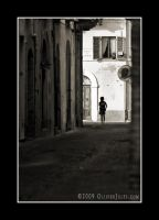 Piazza de Frentani by OliverJules