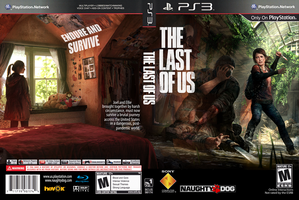 The Last of Us FAN COVER by Dezfezable