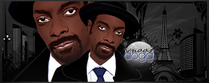 Snoop doggy Dogg vector by sologfx