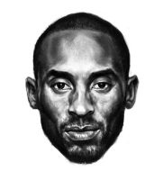 Kobe Bryant by jiangming