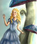 Alice by Britaisybabe