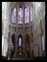 Cathedrale Saint Gervais V by BluePalmTree