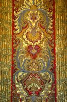Versailles Gold and red by ApteryxStock
