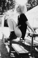 bleachers by therealalyshanett