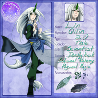 Volsa Application: Lin by Lithiel